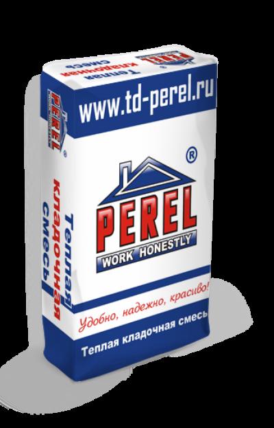 Теплоизоляционная кладочная смесь Perel TKS 8020 эффективный