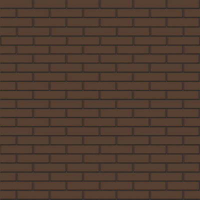 Облицовочный кирпич коричневый гладкий 0,7 НФ